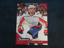 2017-18 17/18 Parkhurst RED #243 Matt Niskanen Washington Capitals