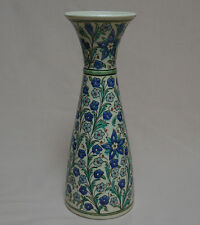 Islamic Pottery: Ottoman, KUTAHYA (IZNIK Style Décoration) Vase