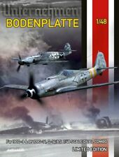"Eduard Ltd Ed 1:48 Fw 190D-9 & Bf 109G-14 ""Bodenplatte"" Dual Aircraft Model Kit"