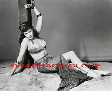 "Beautiful Actress Yvonne De Carlo ""The Munsters"" ""Lily"" 60s TV Show PHOTO! #(6)"