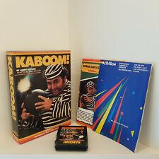 Kaboom!, Activision, Atari 400/800/XL/XE