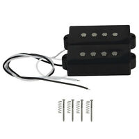 1X(Pb P Bass Pickup Humbucker Pickup For 4 String P Bass Replacement Bass G E2T3
