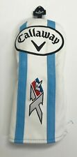 Callaway Xr Ladies Fairway Wood Cover White Baby Blue Changeable Number