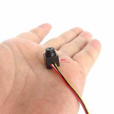 Mini 1200TVL Audio Lens HD super smallest Micro tiny Color Video little camera