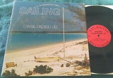 Ossie Parker Jr - Sailing LP private press island modern soul w/drum machine VG+