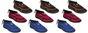 Mens Ladies Aqua Wet Shoes Swim Water Rock Surf Neoprene Waterproof Non Slip