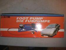 Foot Pump - Multi Purpose Air Pump - New in Box