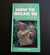 Play Better GOLF How to Break 90 - Mental & Tactical Approach tips techniques