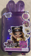 New ListingNa Na Na Surprise New Series 3 Sasha Scratch 2 in 1 Fashion Doll Pom Purse