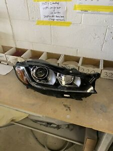 JAGUAR XF / F Pace Right Passenger Headlight 2016 2017 2018 2019 2020 T2H35337