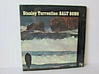 Stanley Turrentine Salt Song Gatefold CTI 6010 Jazz Saxophone LP Vinyl Record  4