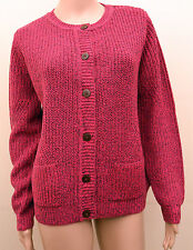Marks and Spencer Button Wool Jumpers & Cardigans for Women