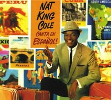 NAT KING COLE - CANTA EN ESPANOL  CD NEW!