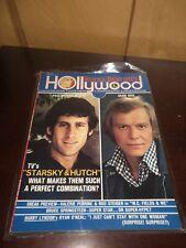 Rona Barretts Hollywood Magazine April 1976 Starky And Hutch
