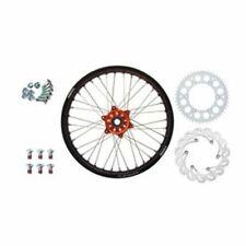 FITS: KTM 250 350 EXC SX SXF XC XCF XCW XCFW Tusk Rear Wheel Package 19x2.15 B/O