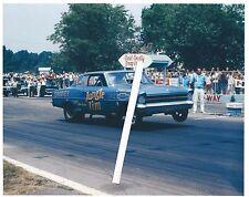 "1960s Drag Racing-""Jungle Jim"" Liberman's 1967 Nova at Cecil County Drag-O-Way"