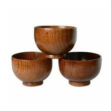 Kids Box Kitchen Bowls Lunch Bowl Tableware Wooden