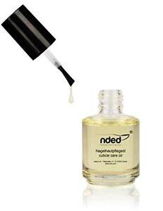 Huile de soin parfumée pour cuticules NDED Citron - ongles naturels