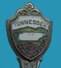 Vintage Tennessee Souvenir Collectors Spoon