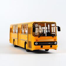 Diecast 1/43 IKARUS-260 Russia Icarus Bus Model Double-decker Car Soviet Toy