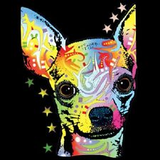 Chihuahua Neon Black Light Hoodie Sizes/Colors