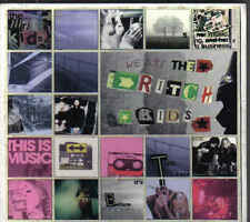 The Rich Kids-We Are The Rich Kids cd album sealed