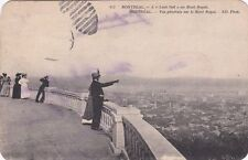 * CANADA - Montreal - A look out on Mont Royal 1911