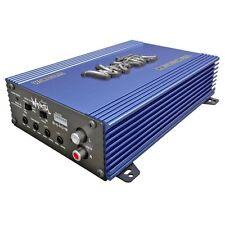 Wrath Series 800 Watt Mini Class-D Full Range 2-Channel Amplifier (Bridgeable)