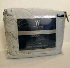 Wamsutta 625 Thread Count KING Sheet Set Pima Cotton   SOLID LIGHT BLUE
