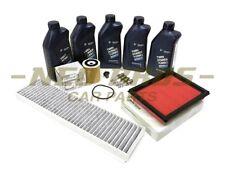 Genuine Mini R50 R52 1.4 1.6 -04 Service Kit   Air Oil Cabin Filter, Plugs & Oil