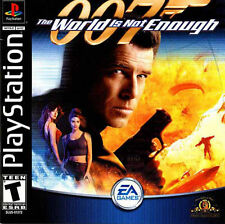 007: The World is Not Enough (Sony PlayStation 1, 2001)