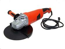 "9"" ELECTRIC ANGLE GRINDER CUTTER 6200 RPM  BALL BEARING MOTOR 15 amp 120 v"