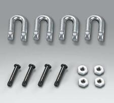 Taigen metal shackle set for 1/16 scale Tiger 1 tank tow shackles 1:16 Heng Long