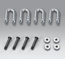 Taigen Metal Tow Shackles for 1/16 Scale Heng Long Tiger 1 Tank / Shackle Set