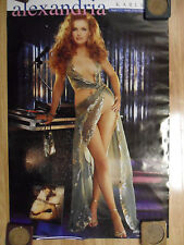 Sexy Girl Dorm Poster ~ Playboy Playmate from March 1999 Alexandria Karlsen