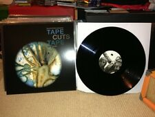 Tape Cuts Tape - Black Mold Vinyl with CD Rudy Trouve dEUS
