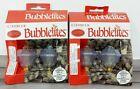 VTG Bubble Lights Replacement Clear Bulbs 2 Packs Bubblelite Christmas Light