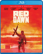 PRE ORDER: RED DAWN collector's edition  -  Blu Ray - REGION A - sealed