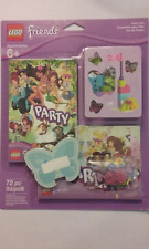 Lego Friends Party Set   851362  New!  Factory Sealed!