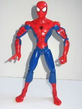 "Marvel Electronic Spider-Man 12"" Toy Figure with Web Sound Effects (Hasbro 2008)"