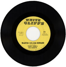 "TOMMY DAWN & THE SUNSETS  ""WANTED $10,000 REWARD""  NORTHERN SOUL LISTEN!"