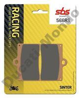 Front brake pads SBS Racing Sinter Aprilia RS4 Ducati 851 888 907 Voxan Cagiva