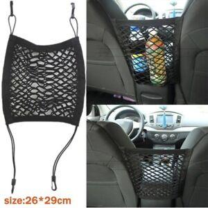 Universal Car Trunk Storage Net Bag Cargo Elastic Car Seat Mesh organizer Holder
