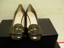 Prada womens shoes heels calzature donna antic soft size 35.5 euro