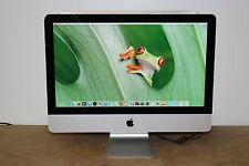 """Apple iMac 2014 21.5"""" Intel i5 1.4GHz 8GB 500GB HD Desktop MF883LL/A A1418 *Read"""