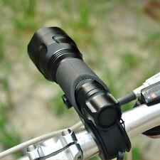 Fahrrad Taschenlampe Frontleuchte Halterung Fahrrad Licht Lampenhalter Halter