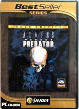 Gioco Pc Aliens versus Predator - Gold Edition Sierra 1999 Usato