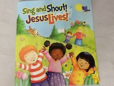 SING AND SHOUT JESUS LIVES FREE SHIPPING
