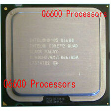 Intel Core 2 Quad Q6600 (HH80562PH0568M) SLACR SL9UM CPU 1066/2.4 GHz LGA 775