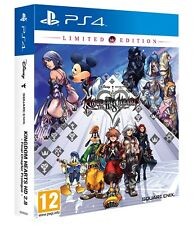 KINGDOM HEARTS HD 2.8 FINAL CHAPTER PROLOGUE LIMITED EDITION PS4 GIOCO ITALIANO
